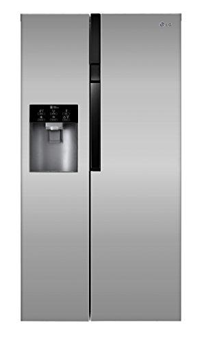LG GS9366PZYZL Side-by-Side Kühlschrank mit Eiswürfelbereiter