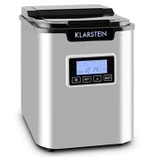 Klarstein Icemeister Eiswürfelbereiter Eiswürfelbereiter Gastro